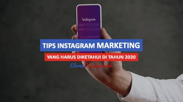 Tips Instagram Marketing 2020