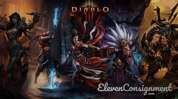 Game Blizzard Entertainment Terbaik Diablo Series