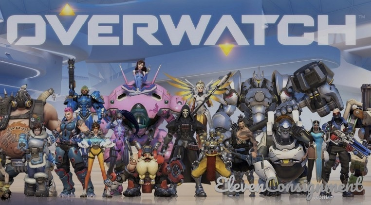 Game Blizzard Entertainment Terbaik Overwatch