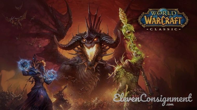 Game Blizzard Entertainment Terbaik World of Warcraft