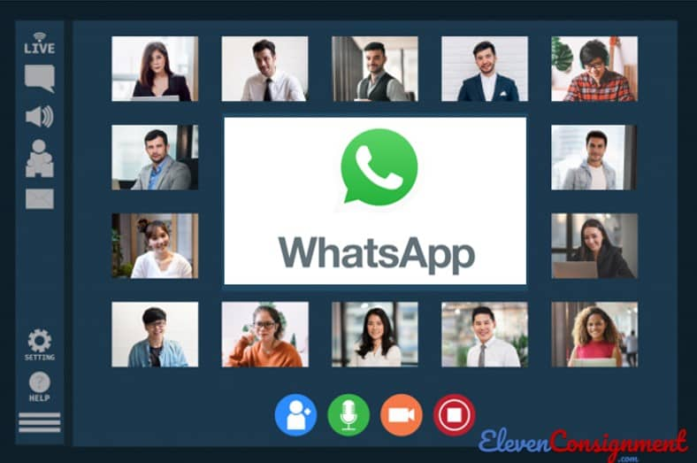 Aplikasi Meeting Online - Whatsapp